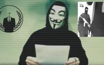 Anonymous đánh sập 20.000 tài khoản IS