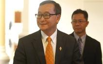 Thủ lĩnh đối lập Campuchia có thể ngồi tù 17 năm