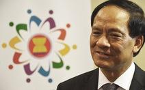Sẽ đề cập đảo trái phép của Trung Quốc tại Hội nghị ASEAN