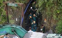 Huy động hơn 500 người tìm kiếm hai nạn nhân sập lò than