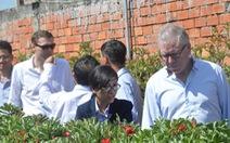 Hà Lan hỗ trợ người trồng hoa Sa Đéc