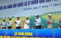 Gần 1.350 tỉ đồng đầu tư hai dự án giao thông lớn tại Thái Bình, Hải Phòng