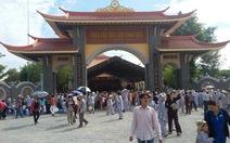 Nhà chùa mất trộm 170 triệu tiền phật tử cúng dường