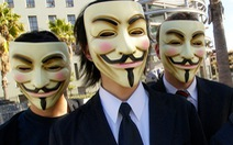 Anonymous cảnh báo IS âm mưu tấn công nhiều nước hôm nay