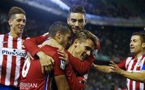 Koke giúp Atletico Madrid leo lên hạng nhì La Liga