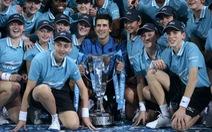 Djokovic vui mừng vì sắp được nghỉ ngơi
