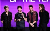 One Direction đoạt giải Nghệ sĩ của năm
