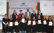 Tuyển sinh MBA Đại học Northampton – học tại Việt Nam