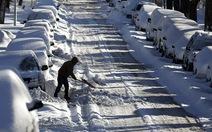 Tuyết nhấn chìm Chicago, hơn 500 chuyến bay bịhủy