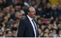Real Madrid không sa thải Benitez