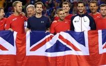 Bỉ thắt chặt an ninh trước trận chung kết Davis Cup