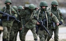 Nga triển khai đợt tấn công bộ binh đầu tiên ở Syria