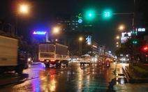 Sài Gòn mưa đêm sau nửa tháng nắng, Hà Nội vào đông