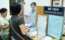 Sửa một số quy định về lệ phí đăng ký hộ tịch