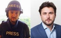 Hai phóng viên báo Nga bị thương ở biên giới Thổ Nhĩ Kỳ