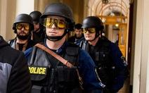 Hungary phát hiện xe chở vũ khí,thuốc nổ vào thủ đô