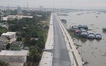 Mỹ Tho khánh thành tuyến đường 390 tỉ đồng ven sông Tiền