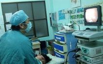 Nội soi cắt ung thư dạ dày bằng 3D