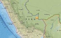 Peru động đất 7,6 độ Richter, chấn động lan xa nhiềunước