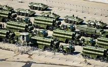 Nga triển khai tên lửa S-400 sau vụ Su-24 bị bắn hạ