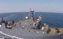 Trung Quốc đưa tàu hậu cần mới nhất đến Hoàng Sa