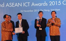 Việt Nam giành hai giải nhất ICT AWARDS - AICTA 2015