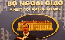 Việt Nam cử quan sát viên theo dõi vụ Philippines kiện Trung Quốc