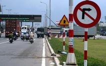 Tăng phí qua trạm xa lộ Hà Nội