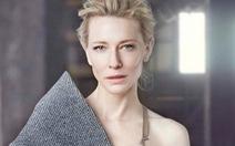 """""""Dì ghẻ"""" Cate Blanchett khoe nét đẹp mong manh"""