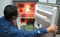 Không nên ăn thực phẩm để lâu trong tủ lạnh