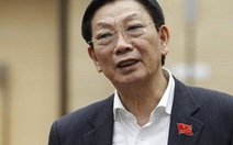 Ông Nguyễn Thế Thảo xin thôi chức chủ tịch UBND TP Hà Nội