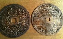 """""""Tiền cổ"""" đào được ở Quảng Bình chỉ là tiền mỹ nghệ"""