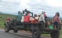 Một tuần, hai vụ tai nạn liên quan đến xe công nông