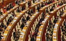 896 người ứng cử đại biểu Quốc hội khóa XIV