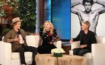 Ellen DeGeneres lắm lời nhưng rất duyên