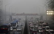Bắc Kinh đóng cửa hàng nghìn nhà máy vì ô nhiễm không khí
