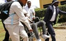 Diễn tập chống khủng bố, thầy trò hoảng loạn nhảy lầu chết
