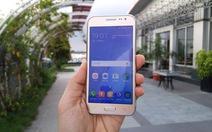 Samsung Galaxy J2 dưới bốn triệu đồngđón mạng 4G