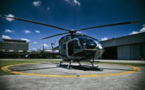 Tắc đường, Sao Paulo nở rộ dịch vụ taxi trực thăng