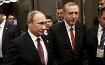 """Nga chỉ dùng """"đòn gió"""" trừng phạt Thổ Nhĩ Kỳ?"""