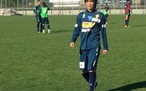 Tuấn Anh cạnh tranh với nhiều cầu thủ thử việc ở Nhật