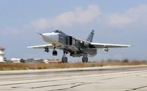 Mỹ, Nga, Đức tăng quân đánh IS