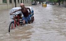 Lũ lụt kinh hoàng ở Ấn Độ, gần 200 người chết