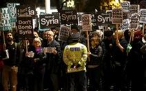 Quốc hội Anh ủng hộ không kích IS ở Syria