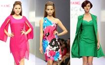 Váy dạ hội rực rỡ cho mùa lễ hội cuối năm