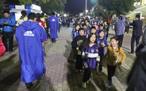 Đi xem bóng đá ở Nhật