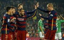 Điểm tin sáng 3-12: Barcelona trút giận vào Villanovense