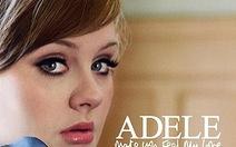 Adele đồng ý phát hành trực tuyến album 25