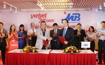 MB và Vietjet ký thỏa thuận hợp tác trên nhiều lĩnh vực