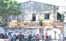 Vận động dân không ở chung cư hư hỏng nặng